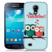 Skal till Samsung Galaxy S5 Mini - Ugglor - Be my valentine