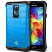 Verus Thor Skal till Samsung Galaxy S5 (Blå)