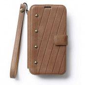 Zenus Neo Vintage Diary Väska till Samsung Galaxy S5 - (Vintag Brown)
