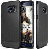 Caseology Vault Skal till Samsung Galaxy S6 Edge Plus - Silver