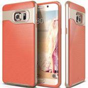 Caseology Wavelength Skal till Samsung Galaxy S6 Edge Plus - Rose