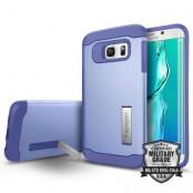 SPIGEN Slim Armor Skal till Samsung Galaxy S6 Edge Plus - Lila