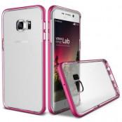 Verus Crystal Bumper Skal till Samsung Galaxy S6 Edge Plus - Mint