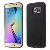 MYFONLO Magic Stick Skal till Samsung Galaxy S6 Edge - Svart