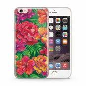 Skal till Samsung Galaxy S6 Edge - Retro Roses