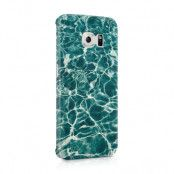 Skal till Samsung Galaxy S6 Edge - Skimmrande vatten