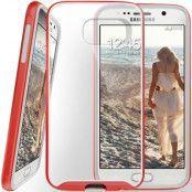 Caseology Waterfall Series BaksideSkal till Samsung Galaxy S6 - Rosa