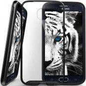 Caseology Waterfall Series BaksideSkal till Samsung Galaxy S6 - Svart