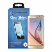 CoveredGear Clear Shield skärmskydd till Samsung Galaxy S6