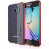 Ghostek Cloak Skal till Samsung Galaxy S6 - Röd