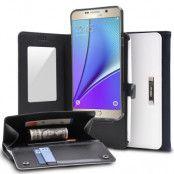 Ringke Wallet Plånboksfodral till Samsung Galaxy S6 - Vit