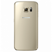 Samsung Galaxy S6 Baksida / Batterilucka Original - Guld