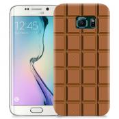 Skal till Samsung Galaxy S6 - Choklad