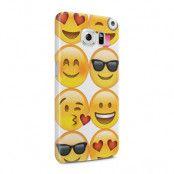 Skal till Samsung Galaxy S6 - Emoji - Smileys