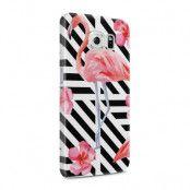 Skal till Samsung Galaxy S6 - Flamingo