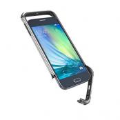 X-Doria Aluminium Bumper Defense Gear Skal till Samsung Galaxy S6 - Silver