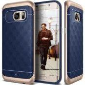 Caseology Parallax Series Skal till Samsung Galaxy S7 Edge - Blå
