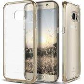Caseology Skyfall Series Skal till Samsung Galaxy S7 Edge - Guld