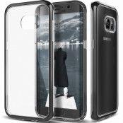 Caseology Skyfall Series Skal till Samsung Galaxy S7 Edge - Svart