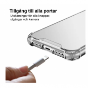 CoveredGear Shockproof Skal till Samsung Galaxy S7 Edge