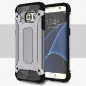 Hybrid Armor MobilSkal till Samsung Galaxy S7 Edge - Grå