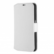 iDeal Slim Magnet Wallet, Samsung Galaxy S7 Edge, vit