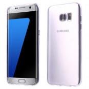 MobilSkal till Samsung Galaxy S7 Edge - Lila