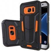 Nillkin Defender Armor Skal till Samsung Galaxy S7 Edge - Orange
