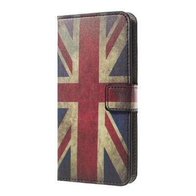 Plånboksfodral till Samsung Galaxy S7 Edge - British