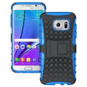 Rugged MobilSkal till Samsung Galaxy S7 Edge - Blå