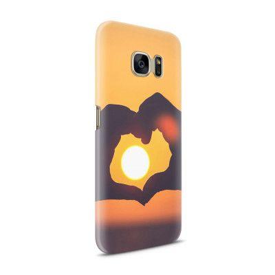 Skal till Samsung Galaxy S7 Edge - Kärlek