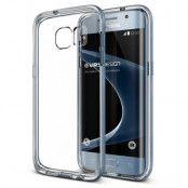 Verus Crystal Bumper Skal till Samsung Galaxy S7 Edge - Blå