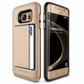 Verus Damda Clip Skal till Samsung Galaxy S7 Edge - Gold
