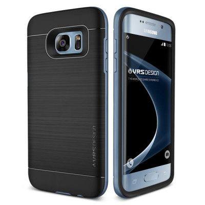 Verus High Pro Shield Skal till Samsung Galaxy S7 Edge - Blå