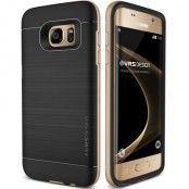 Verus High Pro Shield Skal till Samsung Galaxy S7 Edge - Gold