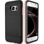 Verus High Pro Shield Skal till Samsung Galaxy S7 Edge - Rose Gold