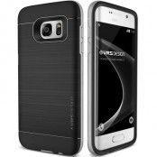 Verus High Pro Shield Skal till Samsung Galaxy S7 Edge - Silver