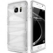 Verus Shine Guard Skal till Samsung Galaxy S7 Edge - Clear