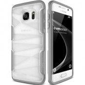 Verus Shine Guard Skal till Samsung Galaxy S7 Edge - Grå
