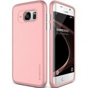 Verus Single Fit Skal till Samsung Galaxy S7 Edge - Rosa