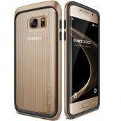 Verus Triple Mixx Skal till Samsung Galaxy S7 Edge - Gold