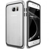 Verus Triple Mixx Skal till Samsung Galaxy S7 Edge - Silver