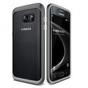 Verus Triple Mixx Skal till Samsung Galaxy S7 Edge - Svart