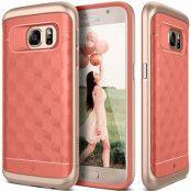 Caseology Parallax Series BaksideSkal till Samsung Galaxy S7 - Rosa