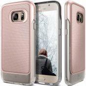 Caseology Vault Series BaksideSkal till Samsung Galaxy S7 - Rose Gold
