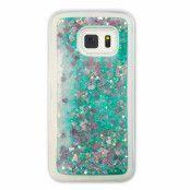 Glitter Skal till Samsung Galaxy S7  -  Grön