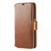 iDeal Slim Magnet Wallet, Samsung Galaxy S7, brun