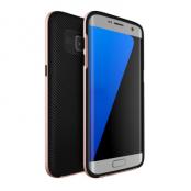 U.Case Dual Layer Skal till Samsung Galaxy S7 - Rose Gold