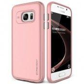 Verus Single Fit Skal till Samsung Galaxy S7 - Rosa