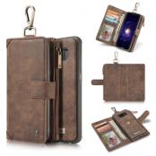 Caseme Plånboksfodral Samsung Galaxy S8 Plus - Brun